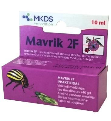 """Mavrik 2F, MKDS, Augalų apsaugos priemonės, prekyba, Trakai, """"KOVAS"""" UAB"""
