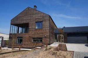 """Gyvenamasis namas, statyba, gerbūvio darbai, pamatai, sienos, stogas, """"KOVAS"""" UAB, Trakai, Vilnius"""