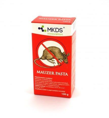 Mauzer Pasta, MKDS, Nuodai pelėms, žiurkėms naikinti, prekyba
