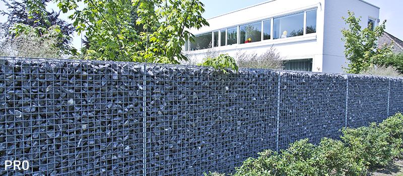 Dekobox Gabiono konstrukcijos, tvora